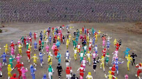 """Extended Super Megaforce Episode 20 """"legendary Battle"""