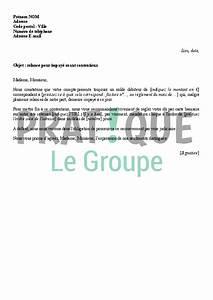 Modele De Lettre De Relance : exemple de lettre de 2eme relance ~ Gottalentnigeria.com Avis de Voitures