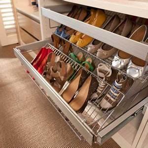 Rangement Chaussures Sur Rail