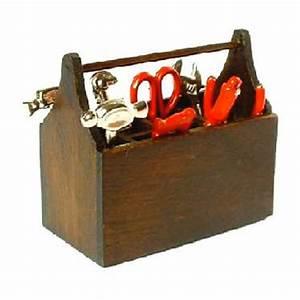 Caisse A Outils Bois : caisse a outils en bois avec outils ~ Melissatoandfro.com Idées de Décoration