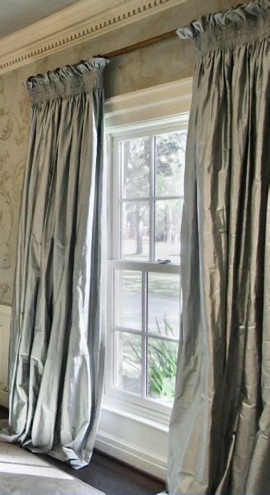 Best 25+ Silk Curtains Ideas On Pinterest  Curtain Lining