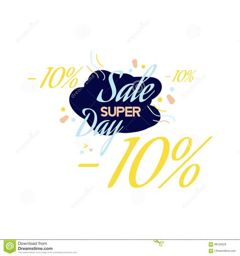 10 Percent Sign Royalty-Free Stock Image