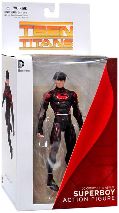 Dc Teen Titans The New 52 Superboy Action Figure Dc
