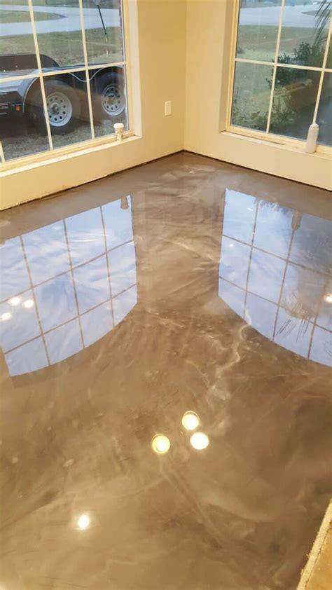 Choosing the best epoxy concrete floor coating. 15 Best Epoxy Flooring Ideas - Decoration Channel