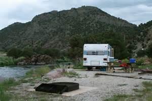 Arkansas River Colorado Camping