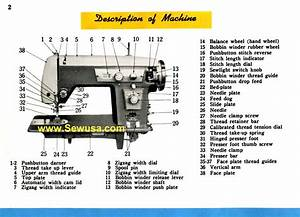 Deluze Zig Zag 52 Instruction Manual