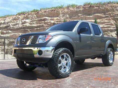 2012 Nissan Frontier Custom Wheels