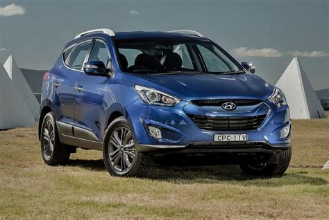 hyundai suv ix35 new hyundai tucson australia s ix35 suv replacement revealed