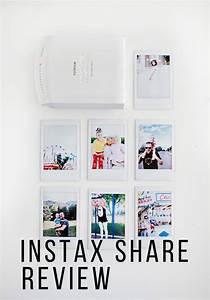 Instax Share Review | Dear Lizzy | Bloglovin'