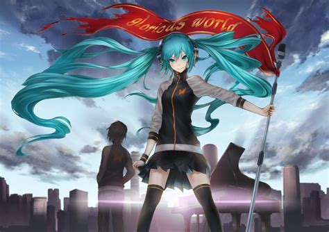 Glorious World  Vocaloid Wiki