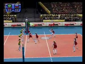 Women's Volleyball Championship ps2 - YouTube
