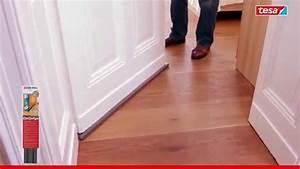 Zugluftstopper Selber Machen : tesamoll zugluftstopper t rbodendichtung schnelle montage ean 4042448827449 youtube ~ Watch28wear.com Haus und Dekorationen