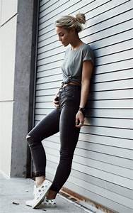 The Dos And Donu0026#39;ts Of The High-Waisted Jeans Outfit - Just The Design