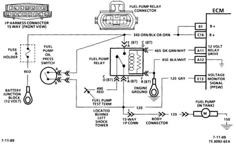 1993 Buick Roadmaster Engine Diagram Wiring Schematic by 1993 Buick Roadmaster Fuse Box Auto Electrical Wiring