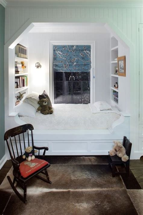 12 Bedrooms With Cool Built Ins by Adorable Cozy Alcove Bed Built Ins P2 Design