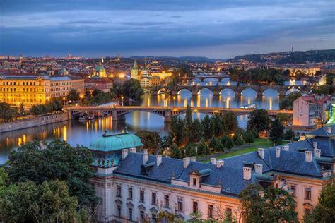 prague republic tourist destinations