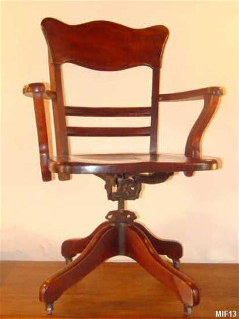 fauteuil américain vers 1930