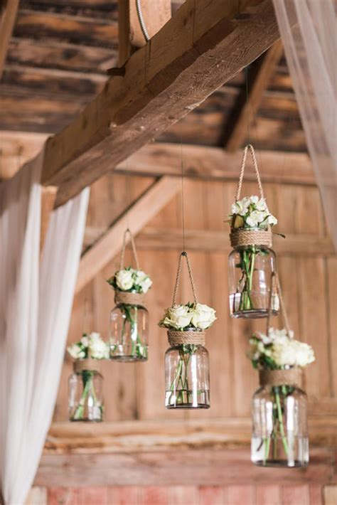 22 Rustic Wedding Details & Ideas You Can t Miss for 2017