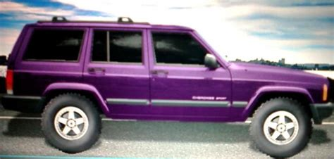 Anyone Else With A Purple Cherokee Page 2 Jeep