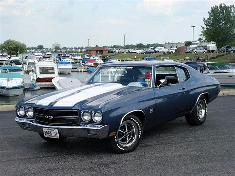 The Top 50 Fastest Muscle Cars Of All Time  Chevy Hardcore