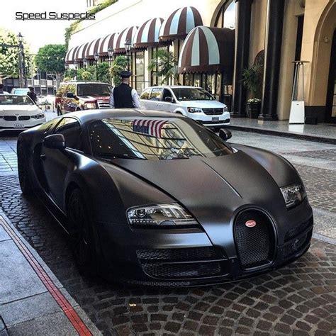 Bugatti Veyron Colors by Bugatti Veyron In Matte Black Color Cars