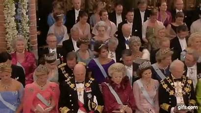 Princess Crown Victoria Sweden Gifs Getty Royal