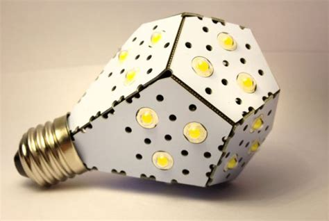nanolight led light bulb bills itself as the world s most