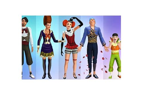 By Photo Congress || Sims 3 Store Clothes Free Download