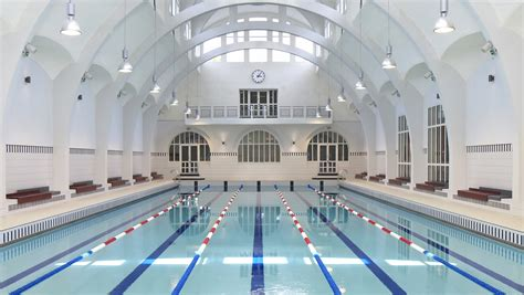 Innovation – une piscine parisienne chauffée par des ...