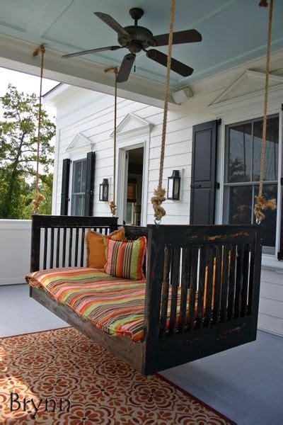 Vintage Bed Porch Swing
