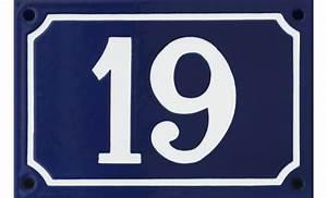 Plaque Numero Maison : plaque de maison classique mail r plica ~ Teatrodelosmanantiales.com Idées de Décoration