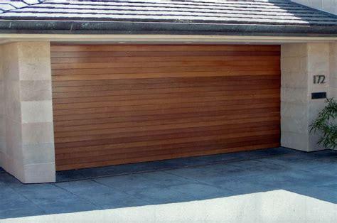 modern garage doors   exterior access traba homes