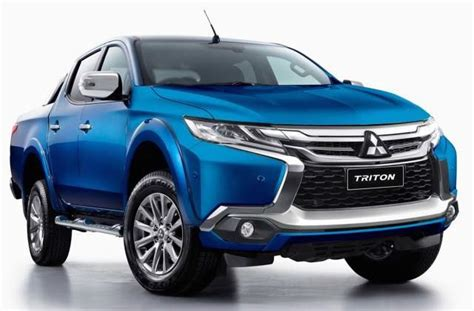 2019 Mitsubishi Triton Review, Changes  2019  2020 Best
