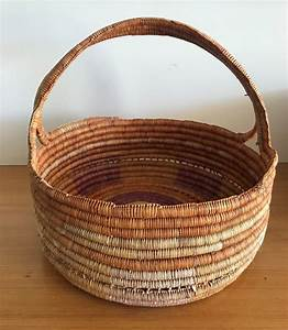 Aboriginal, Woven, Basket