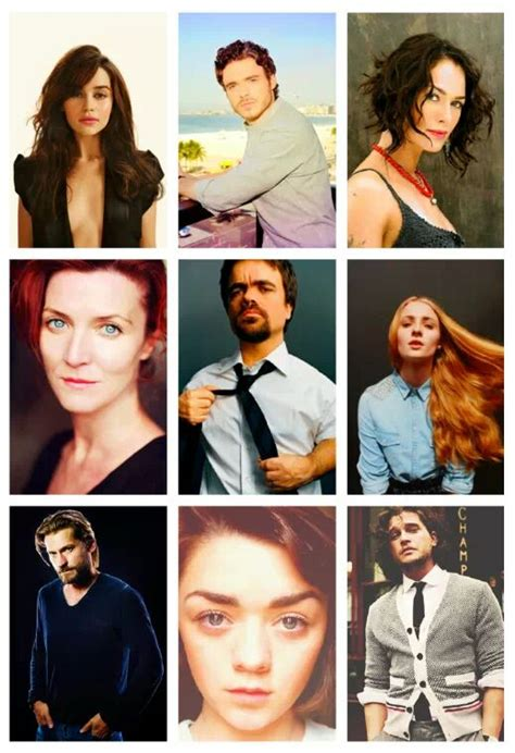 Game of Thrones 3 Cast