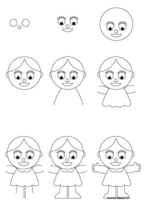 doll   draw   cartoon drawings