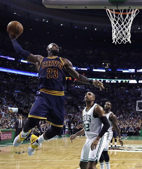 LeBron resumes his rivalry with Celtics