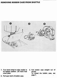 Kenmore 1222 1310 1311 1322 1422 Sewing Machine Threading