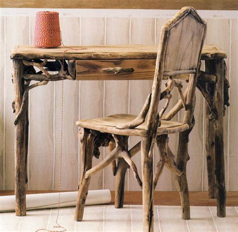 15 driftwood furniture for your interiors home