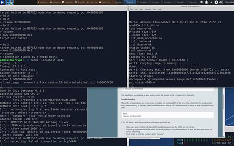 Insert the sd/micro sd card into the raspberry pi. Meraki18 using Raspberry and Openocd - Installing and ...