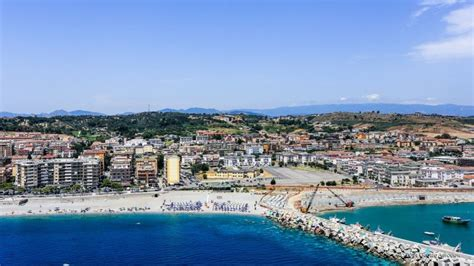Images Of Beach Sand Italy Calabria Catanzaro Catanzaro Marina Tripinview