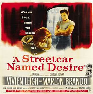 A Streetcar Named Desire Play Pos