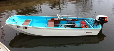 Boston Whaler Boats Forums by 1968 Boston Whaler Nauset 50k The Hull