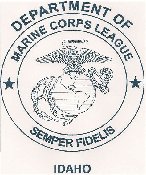 bureau marine idaho department treasure valley detachment marine corps