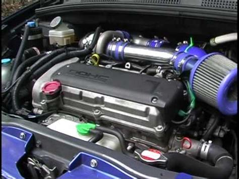 Suzuki Sx4 Turbo by A Sx4 Rotrex Supercharger Part1 Powered By R S