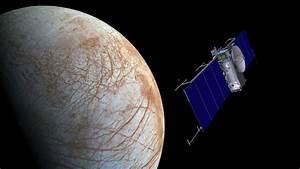 News | All Systems Go for NASA's Mission to Jupiter Moon ...  Nasa