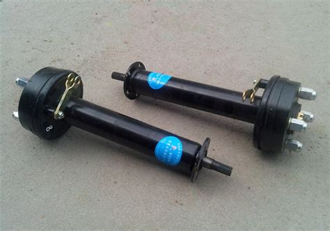 Electric Motor Axle by Electric Tricycle Transaxle Rear Axle Differential