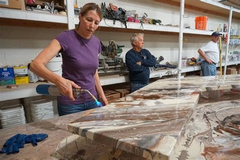 Countertop Epoxy Resin Workshop October 2017   Counter Top