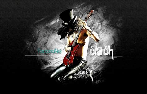 Slash Guitar Wallpapers Wallpaper Cave
