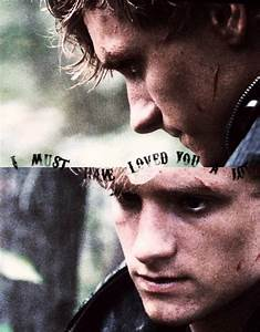 Is it weird that I can't wait for hijacked peeta? It's ...